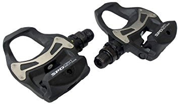 Shimano PD-R550 SPD-SL Road Pedal Set