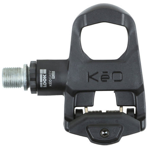 Look Keo Easy Plus Road Bicycle Pedals - Black