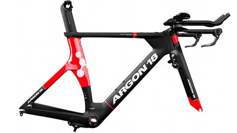 2016 Argon 18 E-118 Next Frame Set - New - Full Warranty - My Bike Shop  - 1