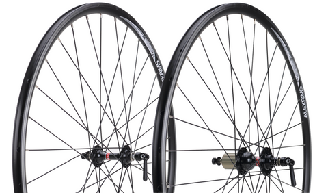 Alex Rims DA22 Road Wheel Set w/ Tires/Tubes