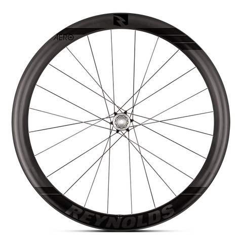 2017 Reynolds Aero 46 DB Carbon Clincher Wheel Set - FREE TIRES AND TUBES! - My Bike Shop  - 1