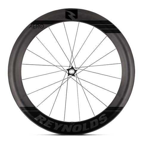 2017 Reynolds Aero 65 DB Carbon Clincher Wheel Set - FREE TIRES AND TUBES! - My Bike Shop  - 2