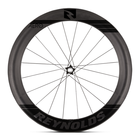 2018 Reynolds Aero 65/80 Mixed Carbon Clincher Wheel Set - New - Discounts Available!