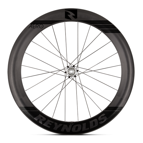 2017 Reynolds Aero 65 DB Carbon Clincher Wheel Set - FREE TIRES AND TUBES! - My Bike Shop  - 3