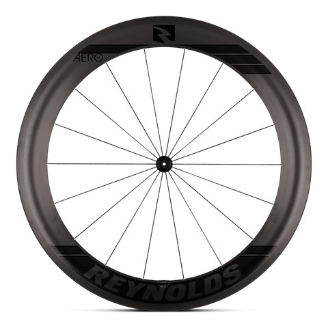 2017 Reynolds Aero 65 Carbon Clincher Wheel Set - FREE TIRES AND TUBES! - My Bike Shop  - 2
