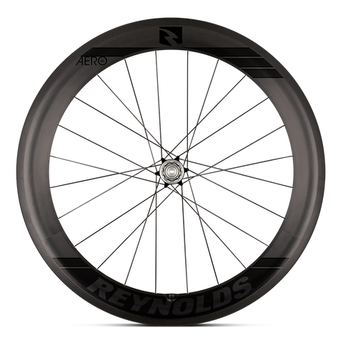 2017 Reynolds Aero 65 Carbon Clincher Wheel Set - FREE TIRES AND TUBES! - My Bike Shop  - 3