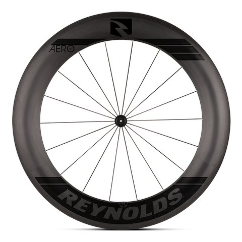 2017 Reynolds Aero 80 Carbon Clincher Wheel Set - FREE TIRES AND TUBES! - My Bike Shop  - 2