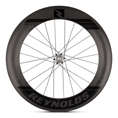 2017 Reynolds Aero 80 Carbon Clincher Wheel Set - FREE TIRES AND TUBES! - My Bike Shop  - 3