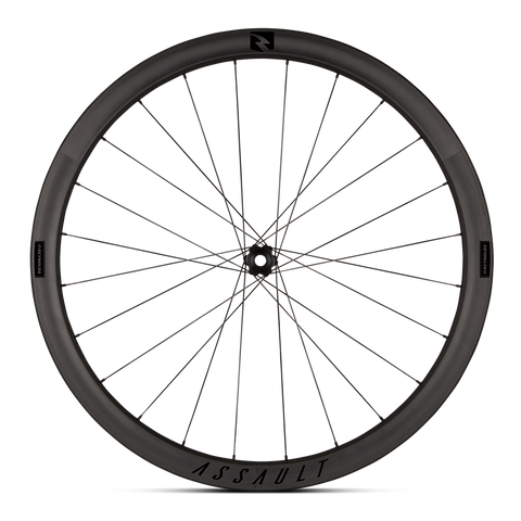 2017 Reynolds Assault DB Carbon Clincher Wheel Set - FREE TIRES AND TUBES! - My Bike Shop  - 2