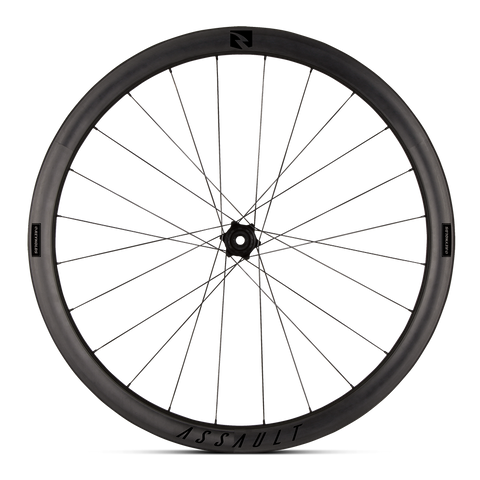 2017 Reynolds Assault DB Carbon Clincher Wheel Set - FREE TIRES AND TUBES! - My Bike Shop  - 3