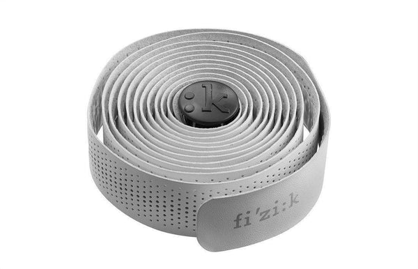 Fizik Endurance Bar Tape (Classic) White - My Bike Shop