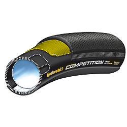 Continental Competition Tubular Tire - Black