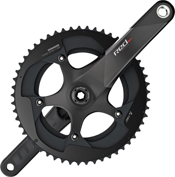 SRAM Red Crankset GXP 11-Speed 170 50-34 No BB - My Bike Shop