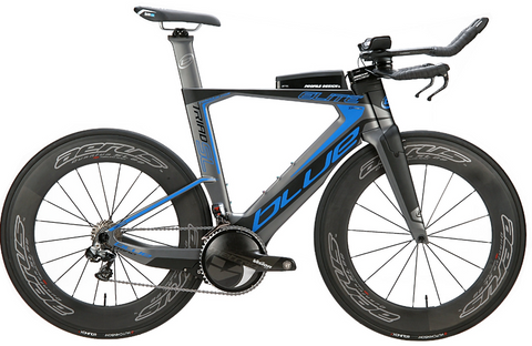2017 Blue Triad Elite SL Dura-Ace Di2 - My Bike Shop  - 1