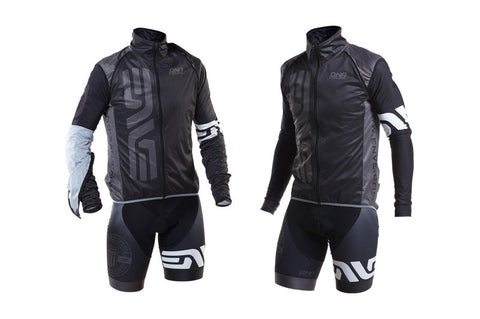 ENVE Convertible Cycling Jacket - My Bike Shop  - 1