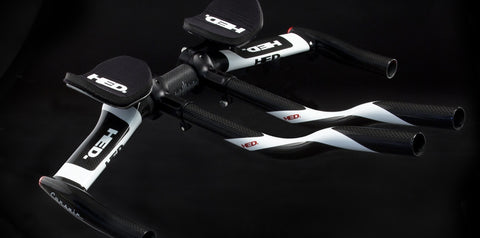 HED Corsair E Bar 42cm Flat Aerobar - New - Full Warranty - CONTACT US FOR BETTER PRICING! - My Bike Shop