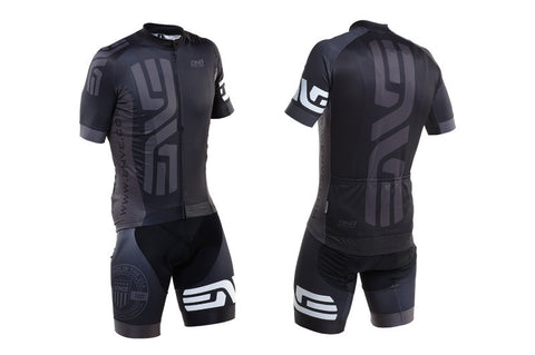 ENVE Men's High Performance SS Gray Jersey - My Bike Shop  - 1