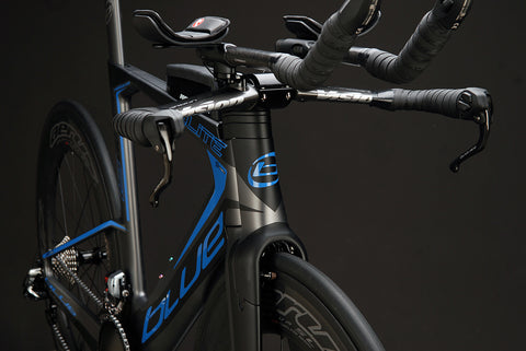 2017 Blue Triad Elite SL Dura-Ace Di2 - My Bike Shop  - 3