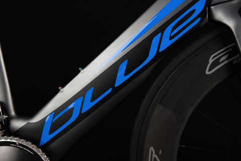 2017 Blue Triad Elite SL Dura-Ace Di2 - My Bike Shop  - 6