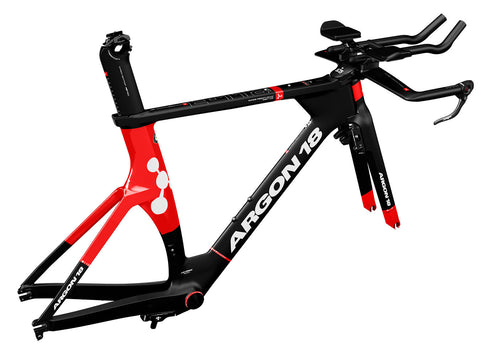 2016 Argon 18 E-118 Next Frame Set - New - Full Warranty - My Bike Shop  - 2