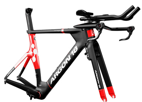 2016 Argon 18 E-118 Next Frame Set - New - Full Warranty