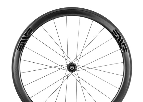 2017 ENVE SES 3.4 Carbon Tubular Road Wheel Set - FREE TUBULAR TIRES! - My Bike Shop  - 4