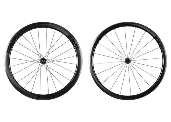 2017 ENVE SES 3.4 Carbon Tubular Road Wheel Set - FREE TUBULAR TIRES! - My Bike Shop  - 1