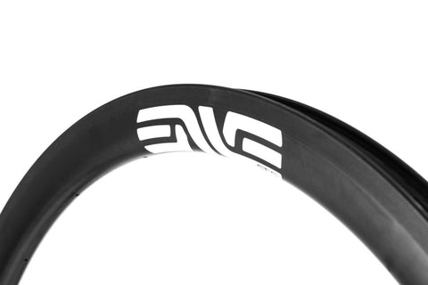 2017 ENVE SES 3.4 Carbon Tubular Road Wheel Set - Gen 1 - New - White - DT240