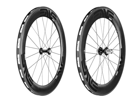 2017 ENVE SES 7.8 Carbon Clincher Road Wheel Set - FREE TIRES AND TUBES! - My Bike Shop  - 14