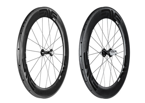2017 ENVE SES 7.8 Carbon Tubular Road Wheel Set - FREE TUBULAR TIRES! - My Bike Shop  - 4