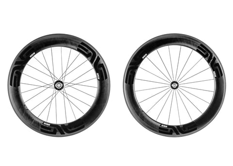 2017 ENVE SES 7.8 Carbon Tubular Road Wheel Set - FREE TUBULAR TIRES! - My Bike Shop  - 3