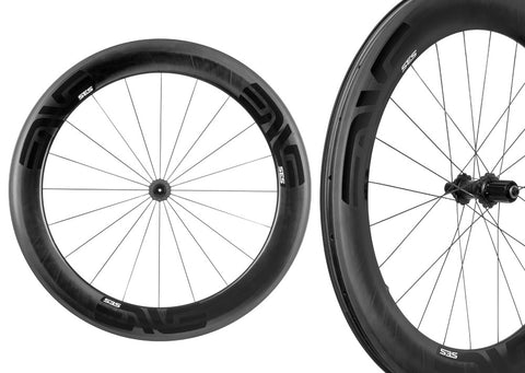 2017 ENVE SES 7.8 Carbon Clincher Road Wheel Set - FREE TIRES AND TUBES! - My Bike Shop  - 17