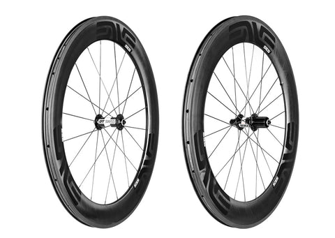 2017 ENVE SES 7.8 Carbon Clincher Road Wheel Set - FREE TIRES AND TUBES! - My Bike Shop  - 20