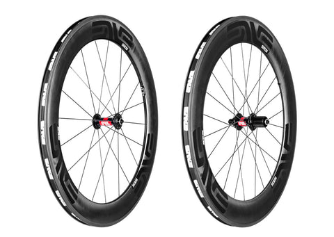 2017 ENVE SES 7.8 Carbon Clincher Road Wheel Set - FREE TIRES AND TUBES! - My Bike Shop  - 18