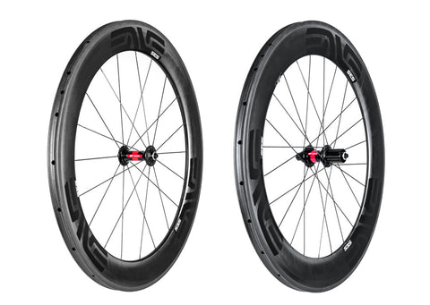 2017 ENVE SES 7.8 Carbon Tubular Road Wheel Set - FREE TUBULAR TIRES! - My Bike Shop  - 6