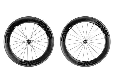 2017 ENVE SES 7.8 Carbon Tubular Road Wheel Set - FREE TUBULAR TIRES! - My Bike Shop  - 5