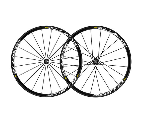 2018 Mavic Ellipse Wheel Set - New - Full Warranty
