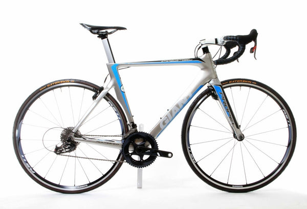 2014 Giant Propel Advanced 2 Red 22 - Medium/55.5cm - My Bike Shop