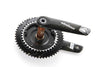 Vision Metron TT BB386EVO Crank Set - 53/39t - 172.5mm - Full Warranty (Take-Off)