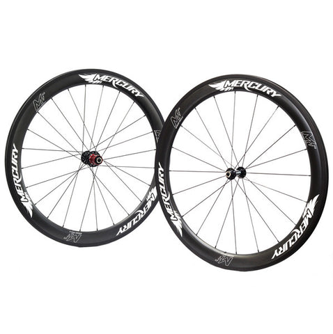 2016 Mercury M5 Carbon Clincher Wheelset - Pre-Owned