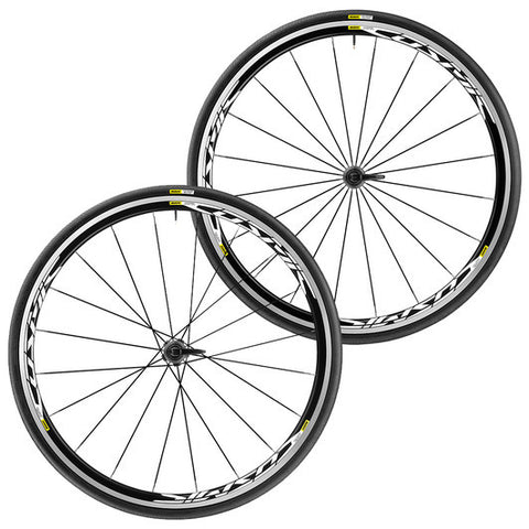 2018 Mavic Cosmic Elite UST Wheel Set