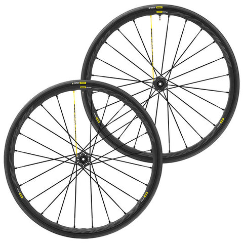 2018 Mavic Ksyrium Pro Disc UST - New - Full Warranty