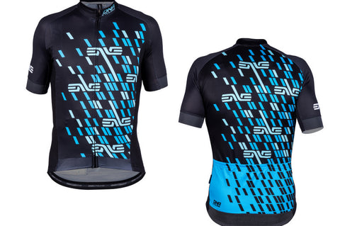 ENVE Men's Matrix High Performance SS Blue Jersey - My Bike Shop  - 1