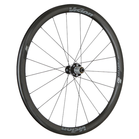 2018 Vision Metron 40 SL Carbon Clincher Wheel Set - Save 20% Today!