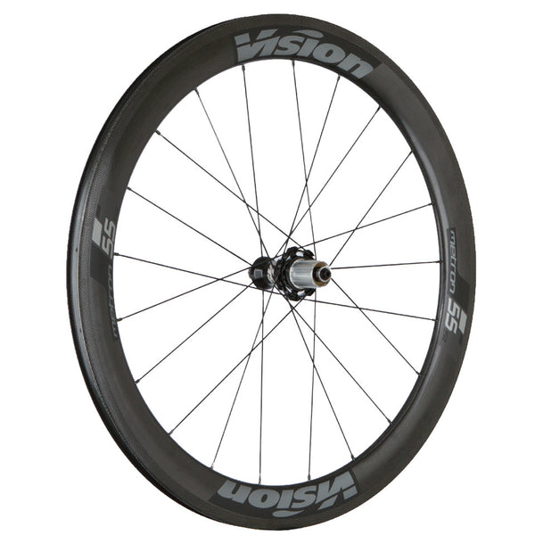 2018 Vision Metron 55 SL Carbon Tubular Wheel Set - Save 20% Today!