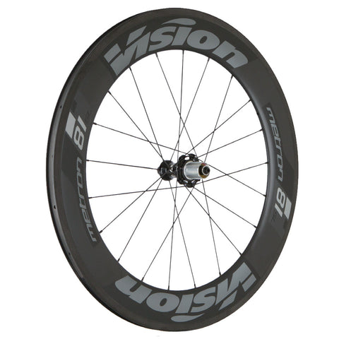 2018 Vision Metron 81 SL Carbon Clincher Wheel Set - Save 20% Today!