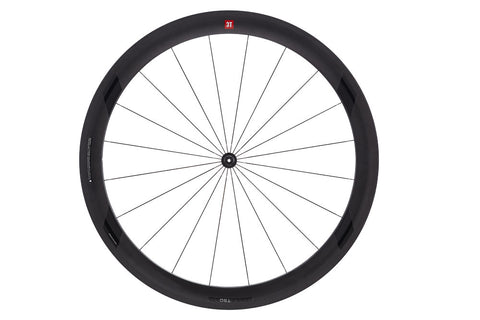 2017 3T Orbis II T50 LTD Stealth Tubular Wheel Set (pre-owned)