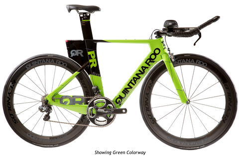 2018 Quintana Roo PRfive Ultegra Bright Green - Incentives Available!