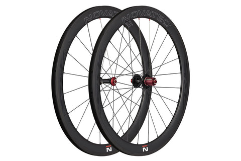 2016 Novatec R5 Carbon Clincher Wheel Set - My Bike Shop
