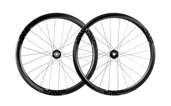 2018 ENVE SES 3.4 Clincher Disc Road Wheel Set